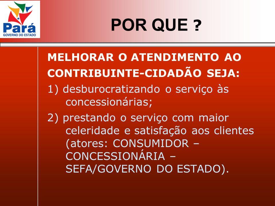 O pedido de credenciamento deverá ser impresso e apresentado, no prazo de até 30 (trinta) dias, a contar da adesão no sistema, na: Coordenação Executiva Especial de Administração Tributária do IPVA e ITCD – CEEAT-IPVA/ITCD, quando o contribuinte for estabelecido na região metropolitana de Belém; Coordenação Executiva Regional de Administração Tributária e Não-Tributária – CERAT, de circunscrição do contribuinte, quando estabelecido no interior do Estado.