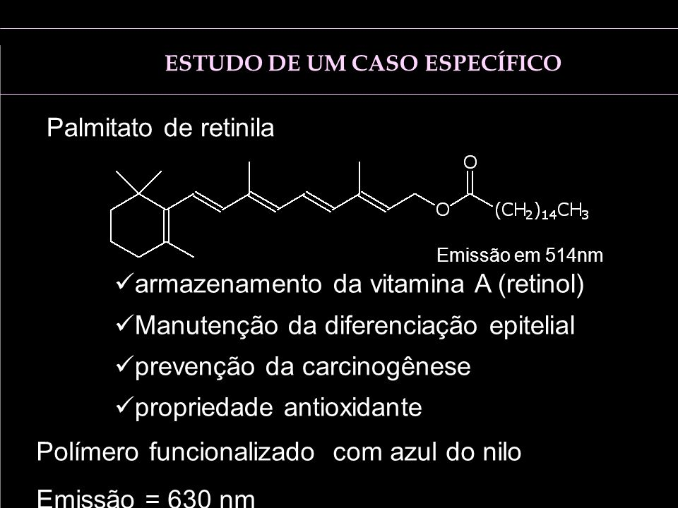 Palmitato de retinila Zaine: Prevage = Idebenone Happlog e Happyderm pré- endorfinas estimuland o a felicidade da pele e com isso a hidratação Happyskin fungos e ômega 3.