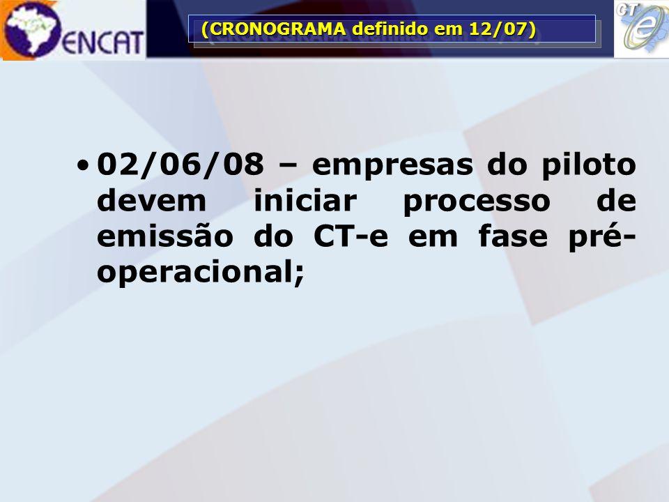 Soluções Tecnológicas em Administração Tributária ENCAT – ENCONTRO NACIONAL DE COORDENADORES E ADMINISTRADORES TRIBUTÁRIOS ESTADUAIS 1.Documentação referente a Ato COTEPE será analisada para aprovação na COTEPE, na reunião de 17 a 19/03/2008.