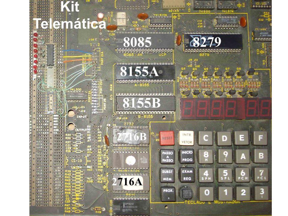 Kit Telemática 80858279 8155A 8155B 2716A 2716B