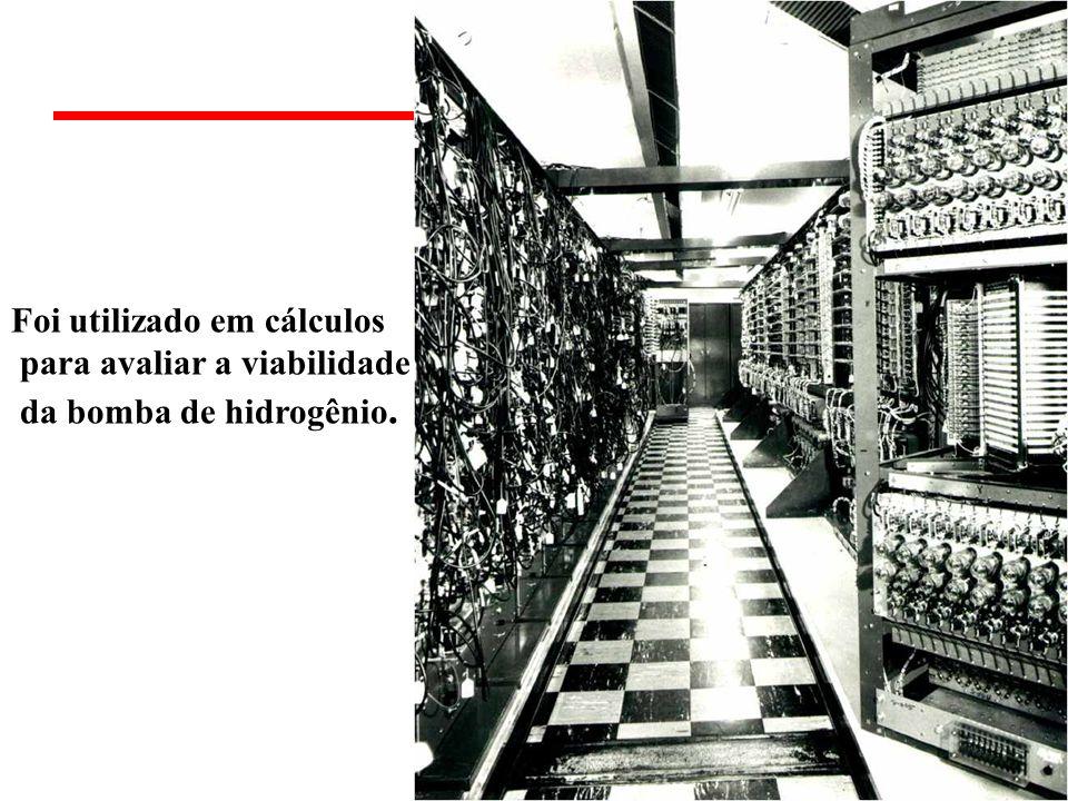 Foi utilizado em cálculos para avaliar a viabilidade da bomba de hidrogênio.
