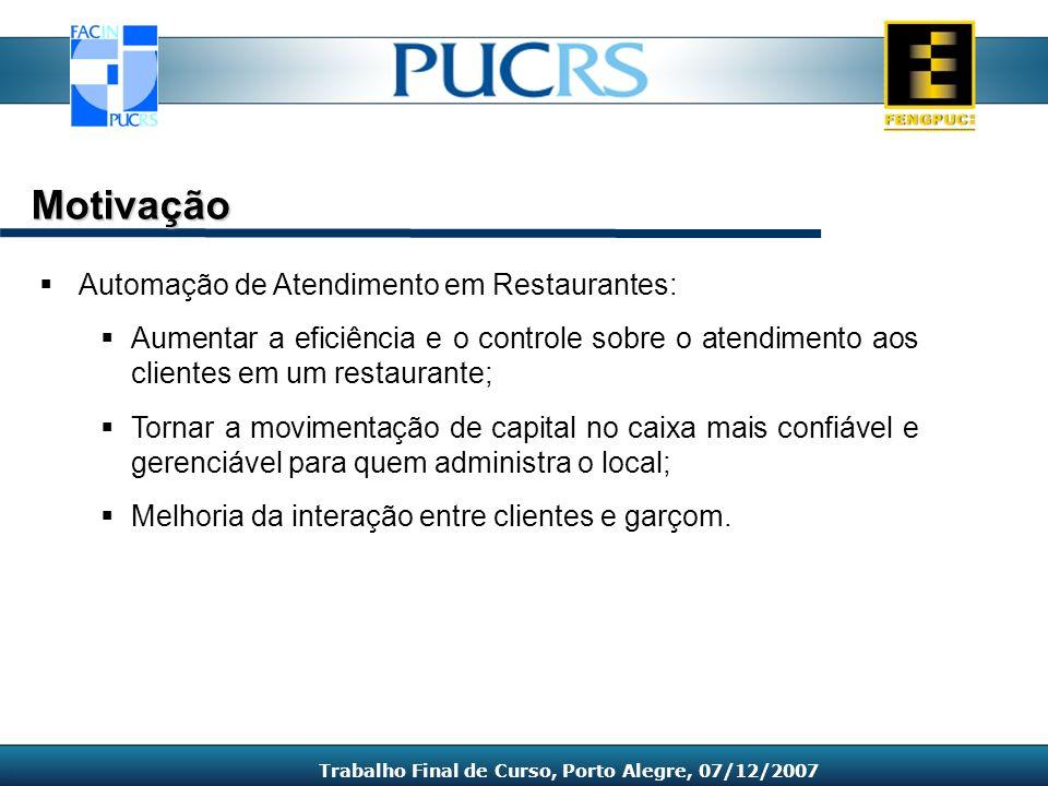Automação de Atendimento em Restaurantes: Aumentar a eficiência e o controle sobre o atendimento aos clientes em um restaurante; Tornar a movimentação
