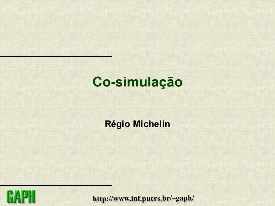Co-simulação Régio Michelin