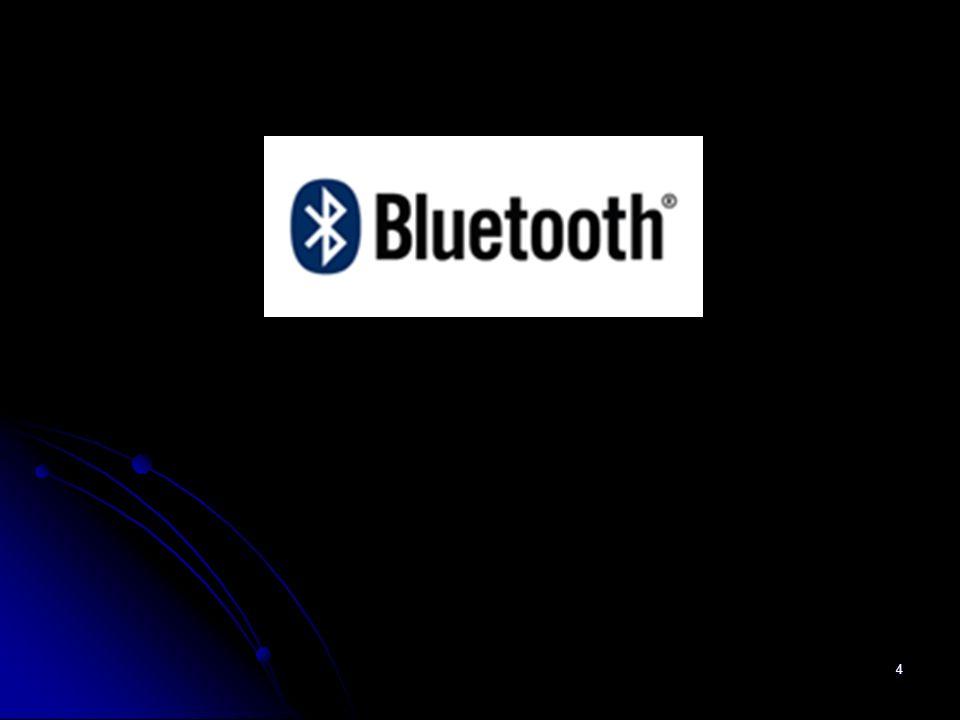 Bluetooth Bluetooth é uma especificação industrial para áreas de redes pessoais sem fio (Wireless personal area networks - PANs).