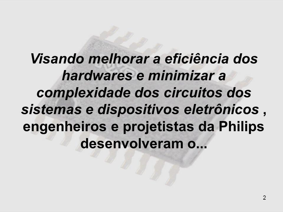 2 Visando melhorar a eficiência dos hardwares e minimizar a complexidade dos circuitos dos sistemas e dispositivos eletrônicos, engenheiros e projetis