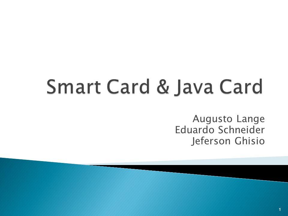 O que é um Smart Card.