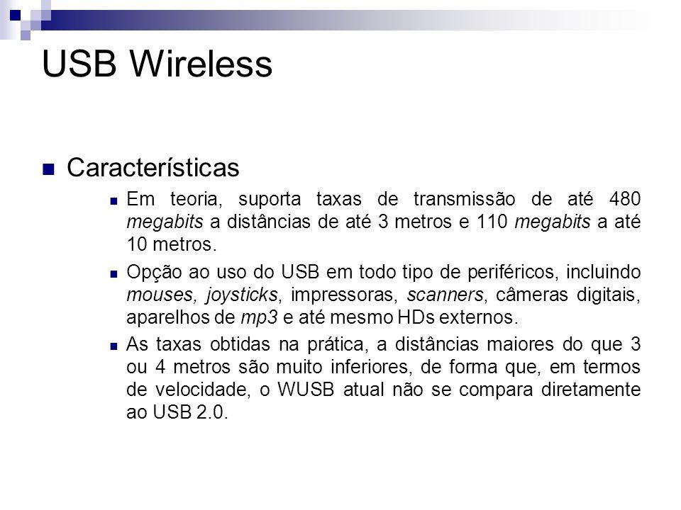 4G Vantagens: Alta taxa de transferência de dados, muito superior as versões anteriores.