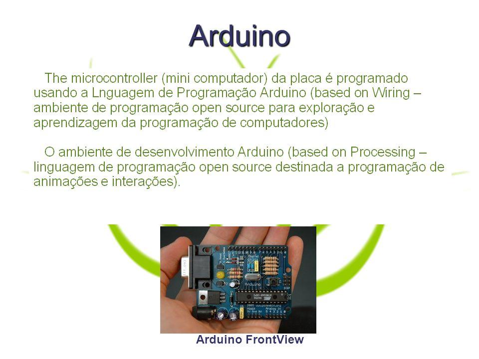 Arduino Arduino FrontView