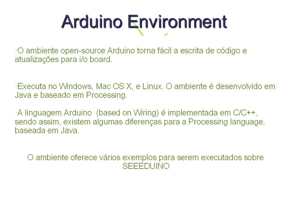 Arduino/Processing Language Comparison