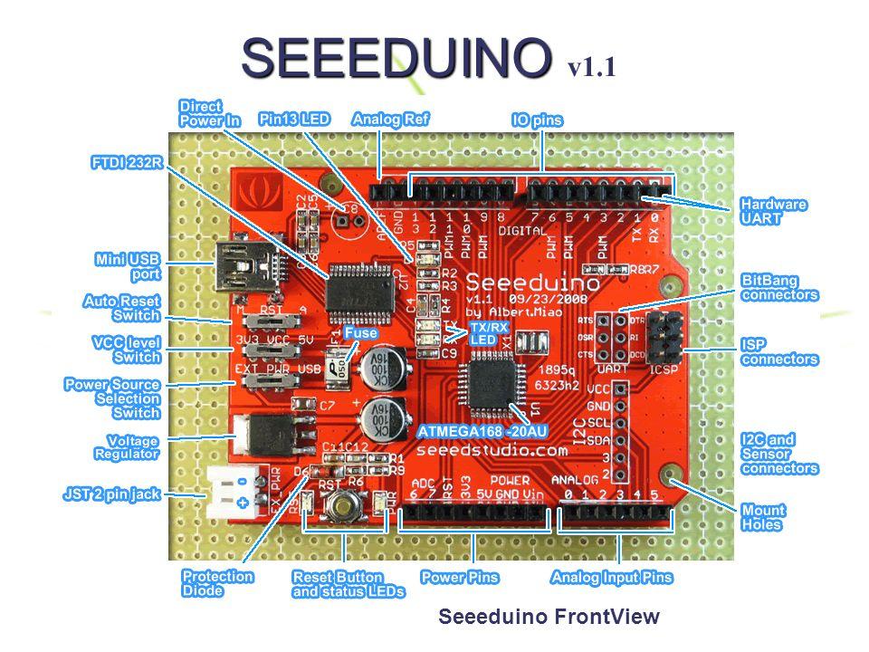 SEEEDUINO SEEEDUINO v1.1