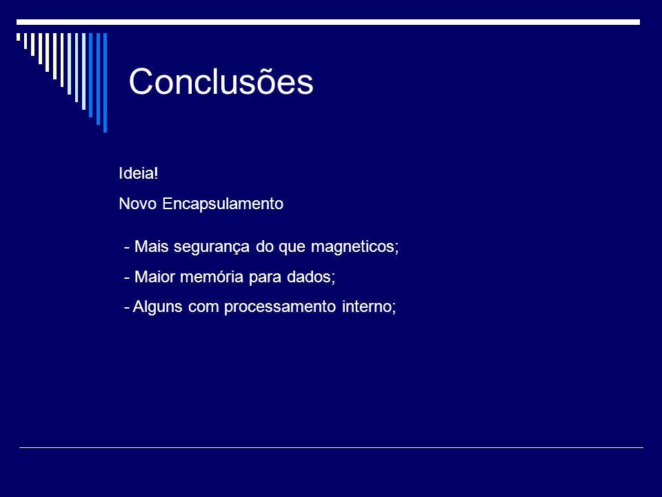 Conclusões Ideia.