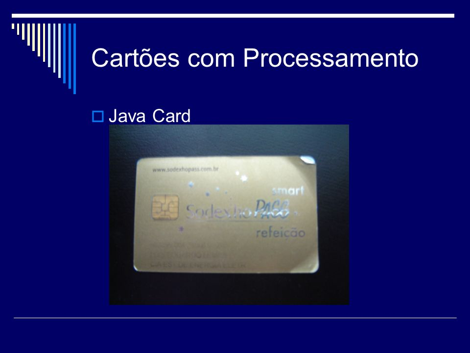 Cartões Contact Less O que é RF identification
