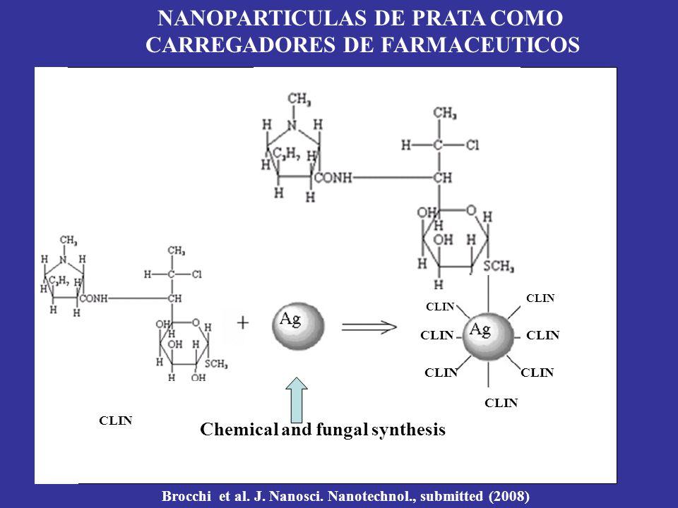 CONCENTRAÇÃO INIBITORIA MINIMA (MIC) Durán et al., Crit. Rev. Microbiol. Submitted (2007).