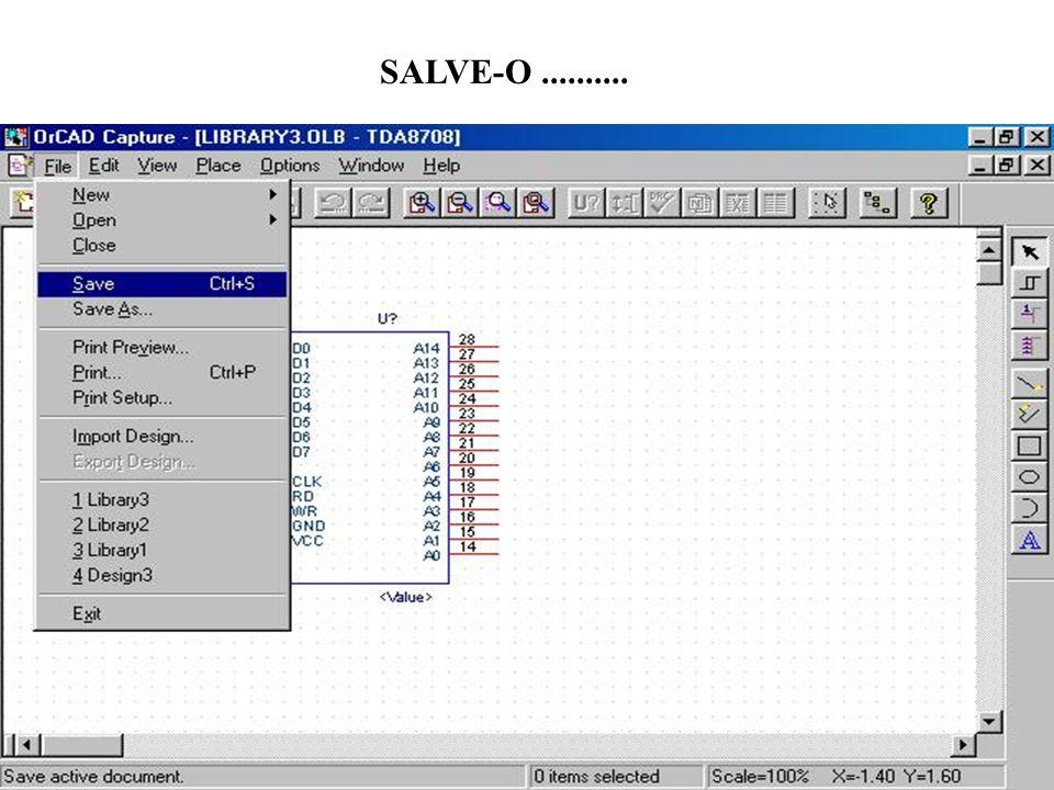 SALVE-O..........