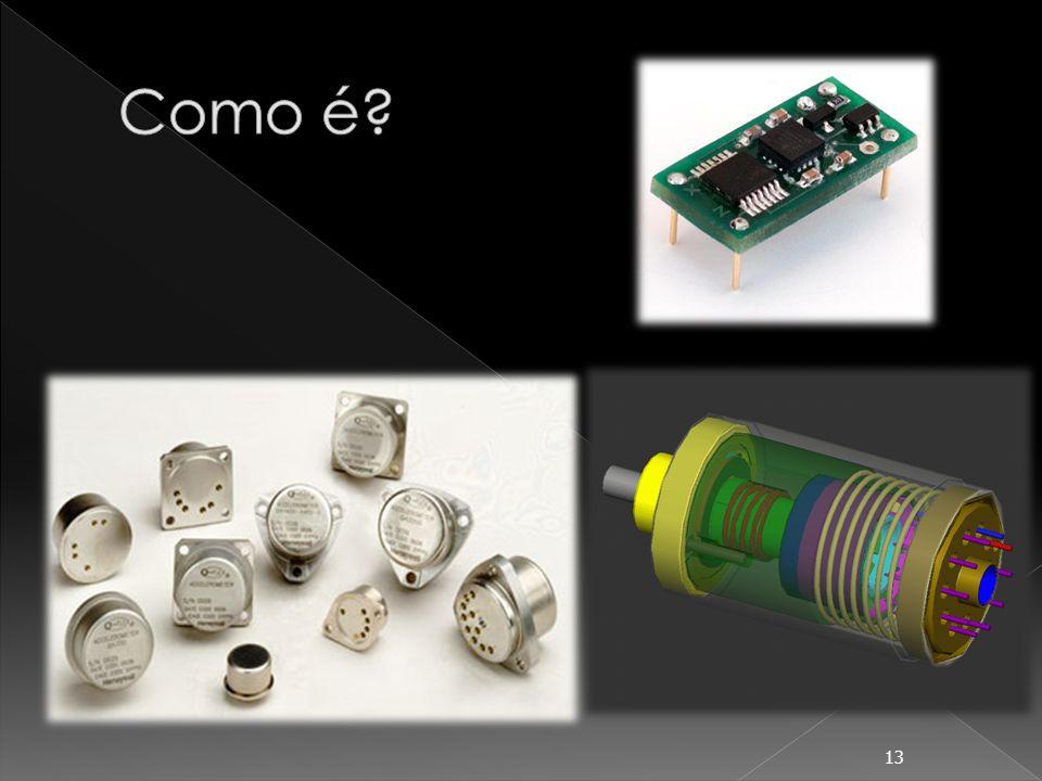 Celulares Câmeras Relógios Vídeo games Veículos Hard disks Sensores de vibração – Máquinas / Carga 14