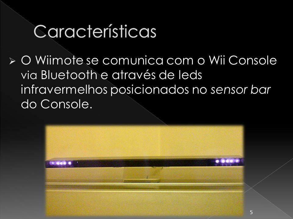 Uma vez que o Wii Remote usa Bluetooth para comunicar com o console, é relativamente fácil usá-lo para controlar um computador.