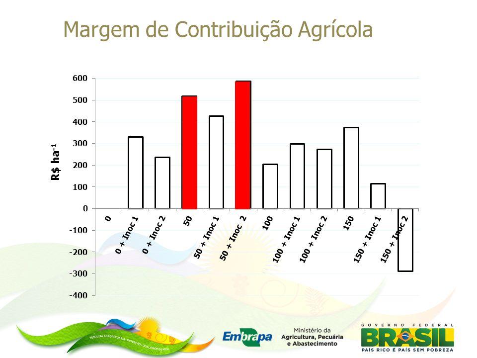 Margem de Contribuição Agrícola