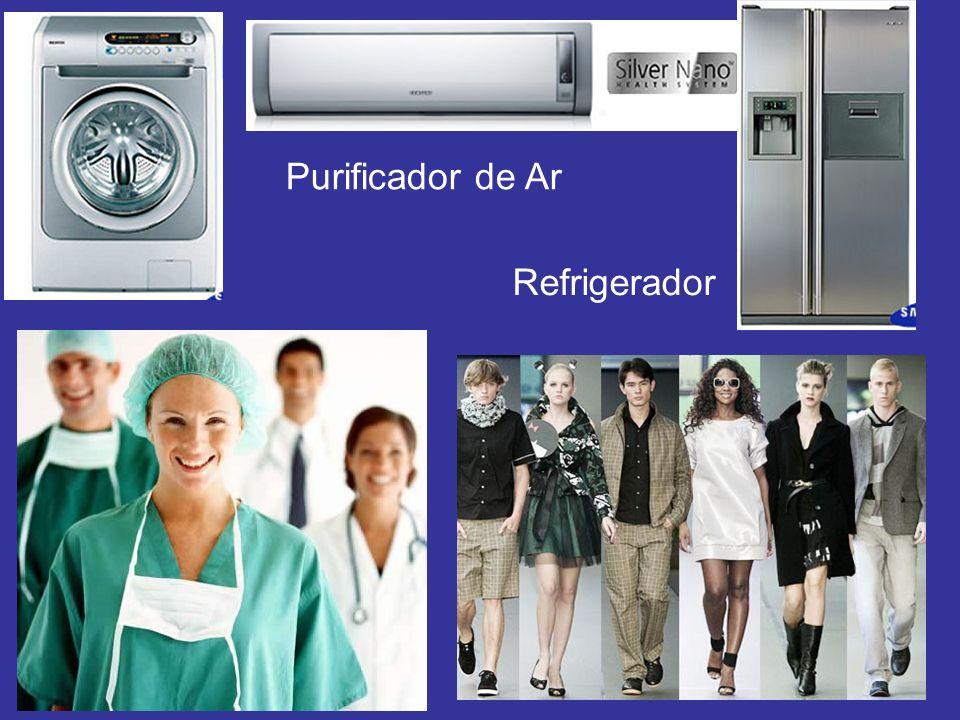 Refrigerador Purificador de Ar