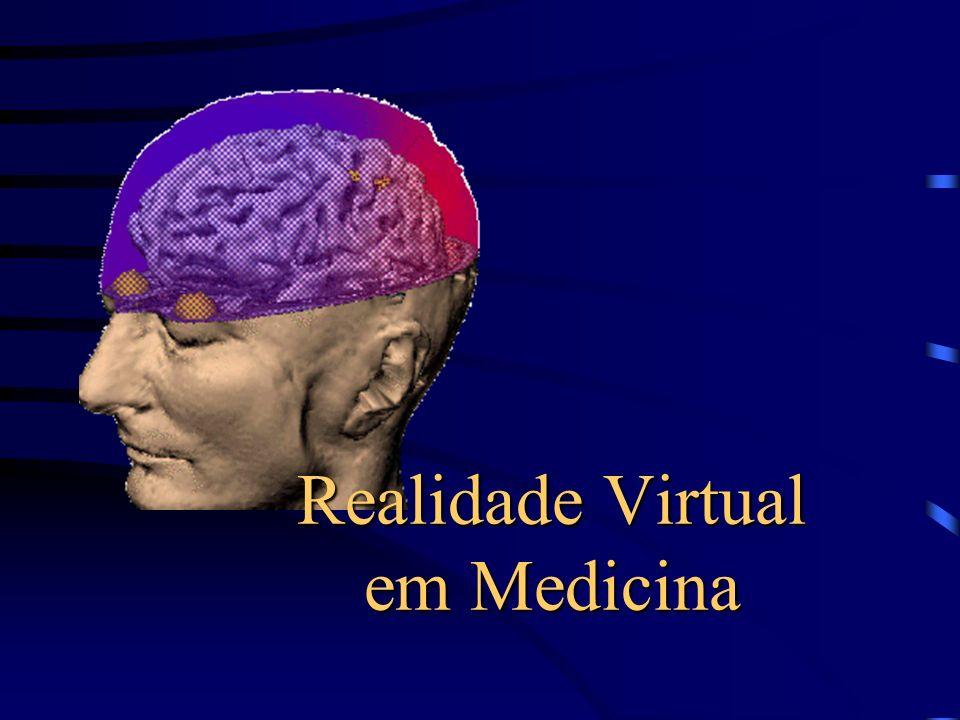 Áreas de Aplicação PlanejamentoPlanejamento ImagenologiaImagenologia Endoscopia virtualEndoscopia virtual Cirurgia virtualCirurgia virtual BiomecânicaBiomecânica TelecirurgiaTelecirurgia Mundos artificiaisMundos artificiais BiosimulaçãoBiosimulação