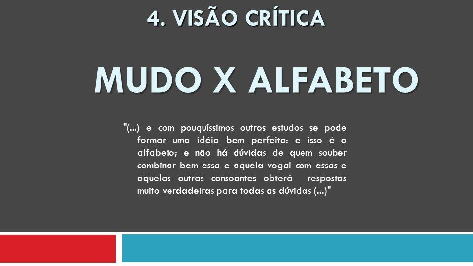 MUDO X ALFABETO