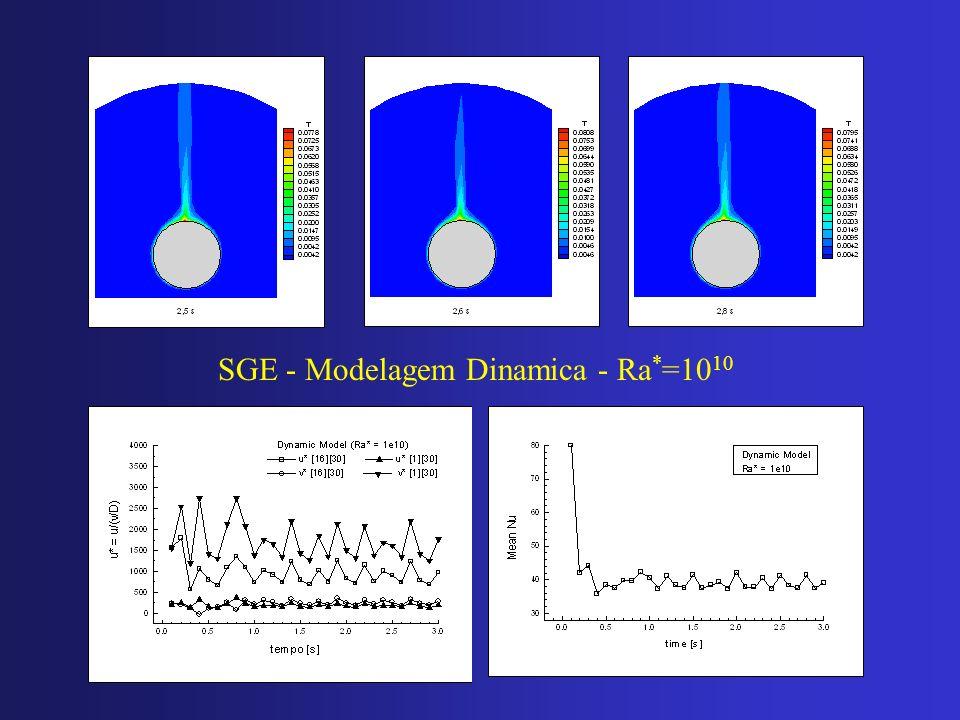 SGE - Modelagem Dinamica - Ra * =10 10