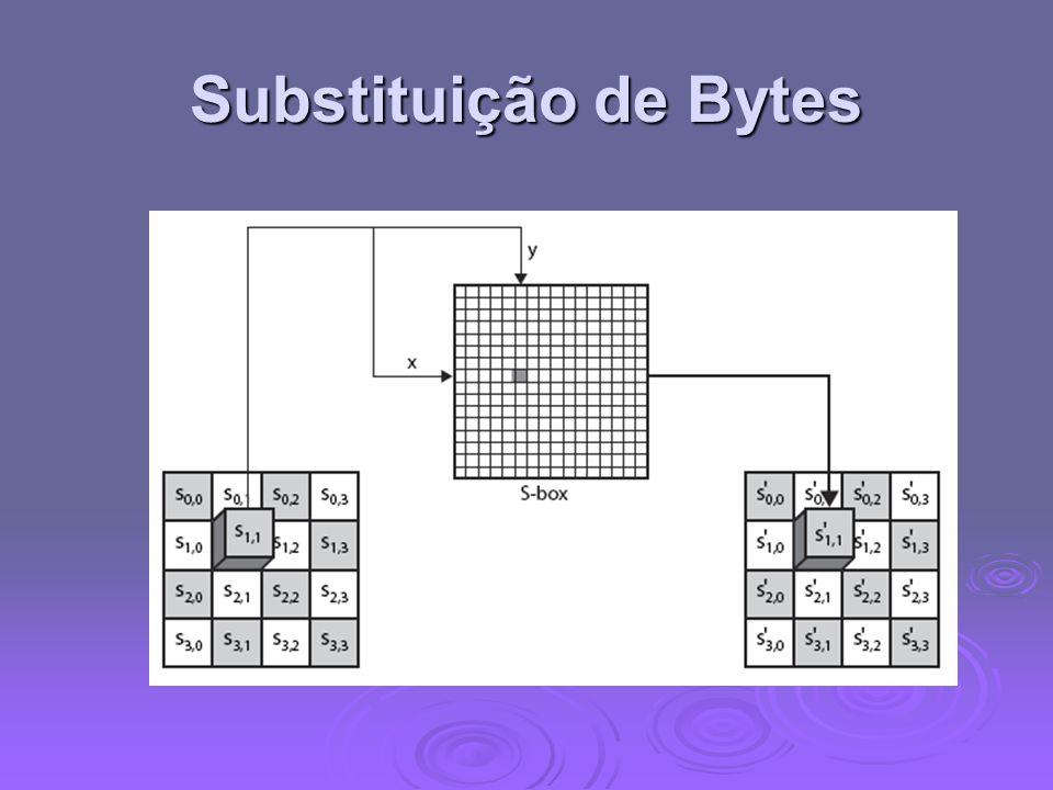 Substituição de Bytes