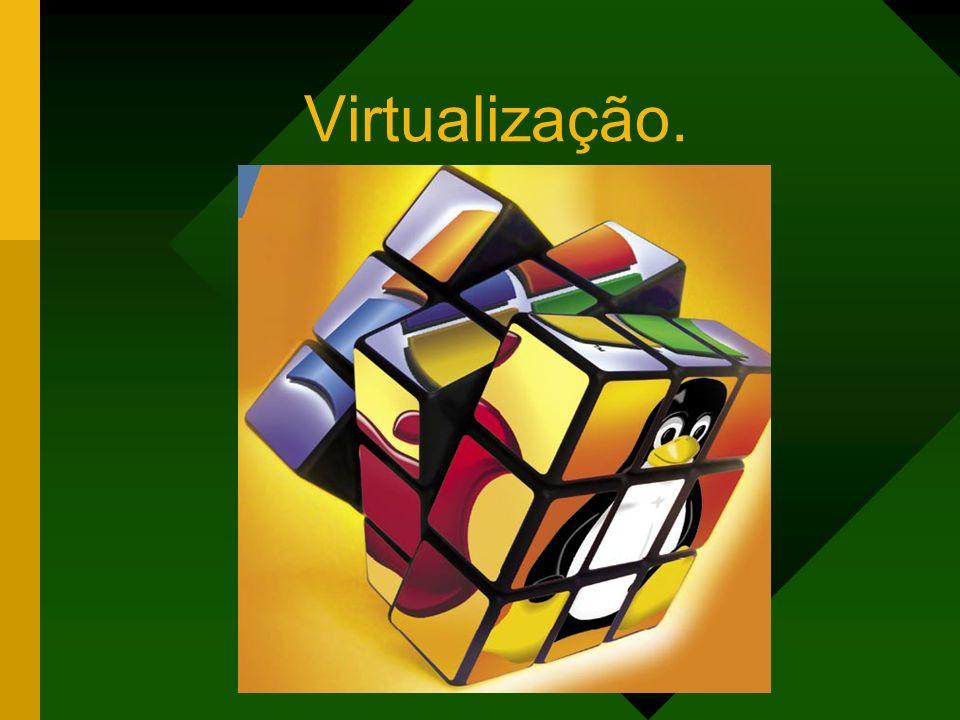 Virtualização.