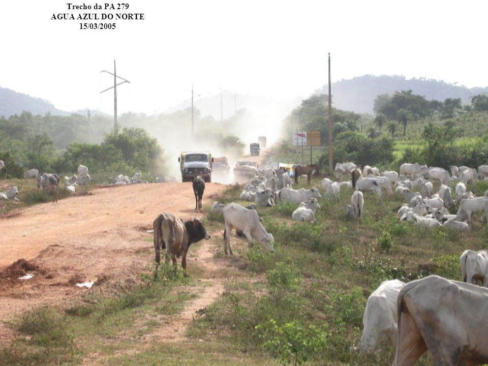 VIAGEM DE CAMPO À REGIÃO :13/03-12/04 I) MUNICIPIOS VISITADOS: 1.SAO FELIX DO XINGU 2.