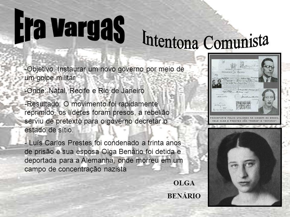 * A espera das eleições -Em 1937 iniciou-se a campanha eleitoral para a presidência.
