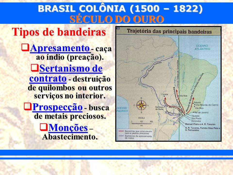BRASIL COLÔNIA (1500 – 1822) SÉCULO DO OURO O Tratado de Methuen foi um acordo comercial estabelecido no dia 27 de dezembro de 1703 entre Portugal e Inglaterra.