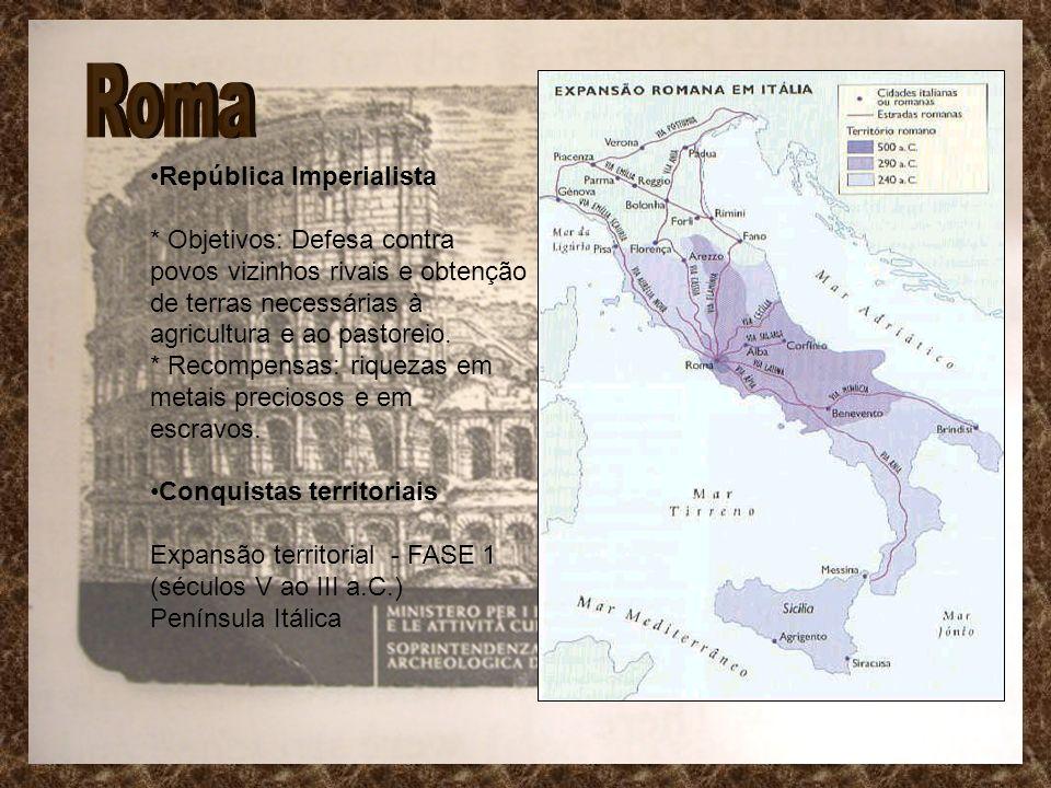 Expansão territorial – FASE 2 (séc.