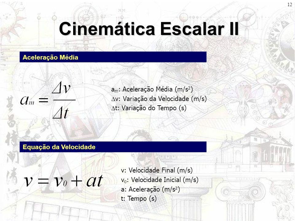 t a = v – v i Δx = v i x t + a x t 2 2