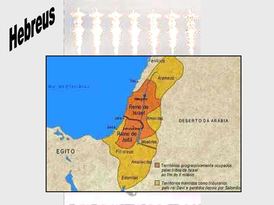 -O CISMA levou ao enfraquecimento deixando os hebreus sujeitos à invasão de outros povos: assírios, egípcios e babilônicos -Conquistados pelos Assírios 722 a.C (Reino de Israel) e Babilônios 586 a.