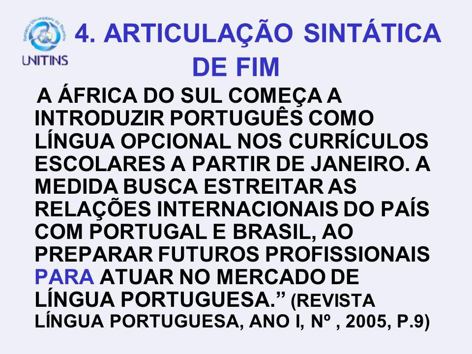 ARTICULADORES DE CONDIÇÃO CASO, CONTANTO QUE, DESDE QUE, A MENOS QUE, A NÃO SER QUE.