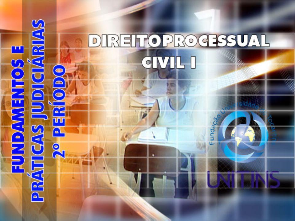 DIREITO PROCESSUAL CIVIL I AULA 07 TEMA: PARTES E PROCURADORES.