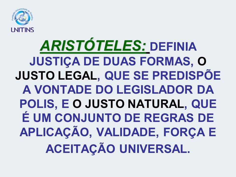 TEMA 17 A NOÇÃO DE JUSTIÇA SÓCRATES: PLATÃO: OS ROMANOS: TEMA 17 A NOÇÃO DE JUSTIÇA SÓCRATES: JUSTIÇA É FAZER CADA UM O QUE LHE COMPETE. PLATÃO: JUSTI