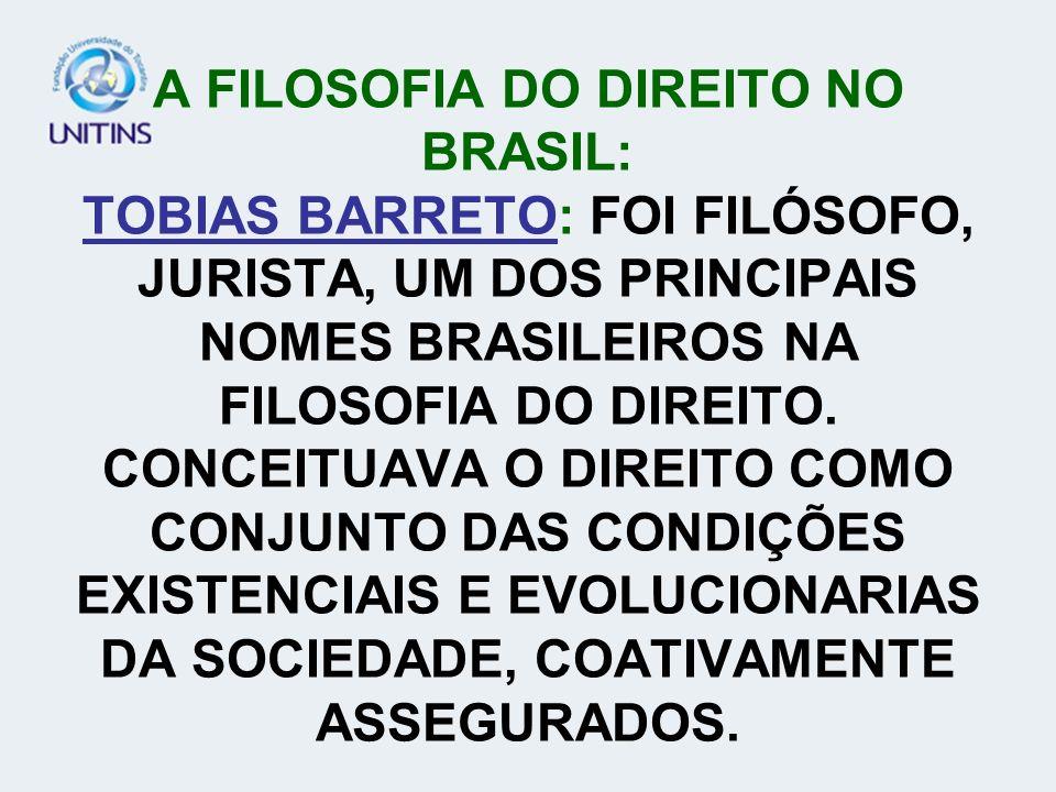 TEMA 19 A FILOSOFIA DO DIREITO NO BRASIL: -TOMÁS ANTONIO GANZAGA: JURISTA, NASCIDO EM PORTUGAL, AUTOR DO TRATADO DE DIREITO NATURAL.