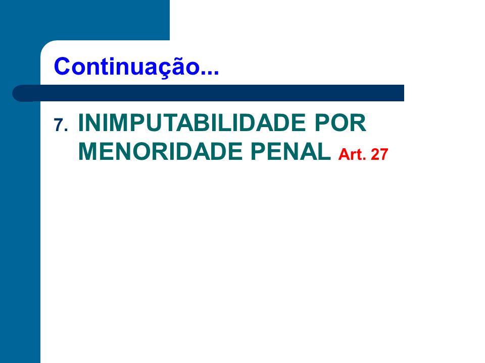ESTADO DE NECESSIDADE 1.DISPUTA POR SALVA-VIDAS EM CASO DE NAUFRÁGIO; 2.
