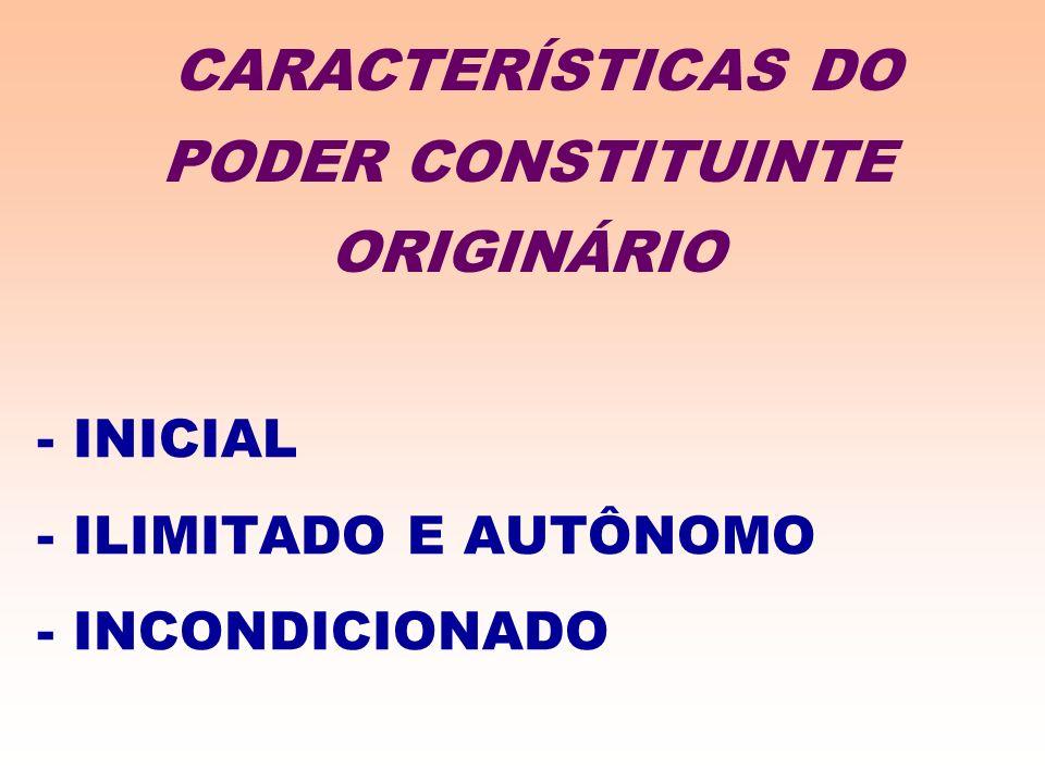 LIMITAÇÕES AO PODER DE REFORMA CONSTITUCIONAL (4) FORMAIS REGRAS QUE DIZEM RESPEITO AO PROCESSO FORMATIVO DOS ATOS RESULTANTES DO PROCESSO DE ALTERAÇÃO DO TEXTO CONSTITUCIONAL (ART.
