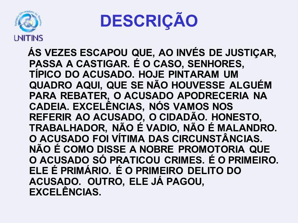 DISSERTAÇÃO EXPOSITIVA DISCUSSÃO DE UMA IDÉIA, DE UM ASSUNTO, DE UMA DOUTRINA.