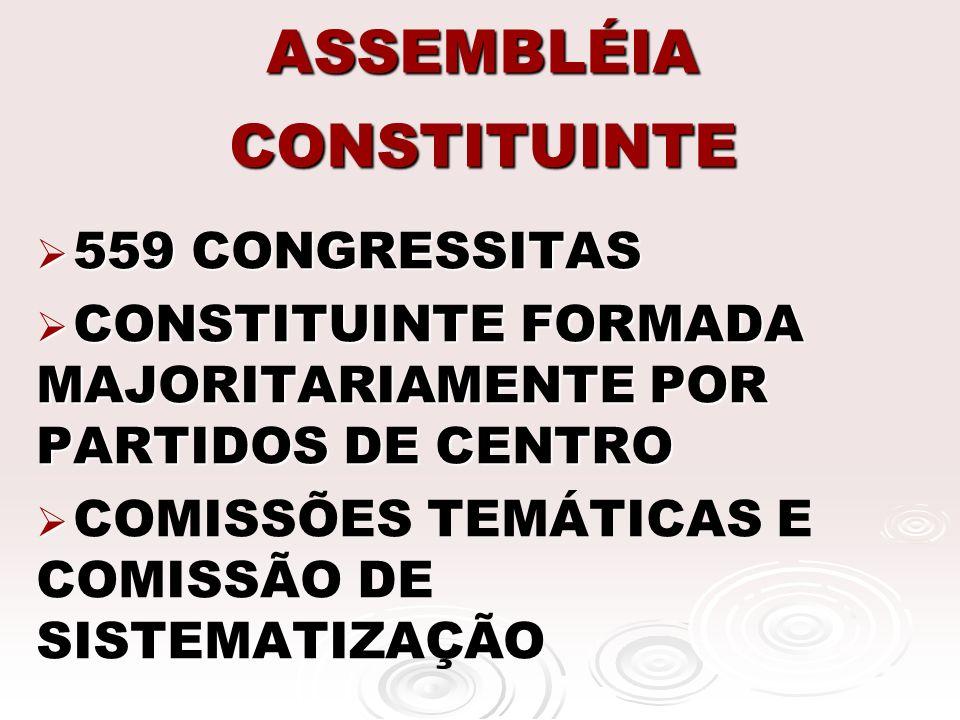PREÂMBULO DA CF/1988 DOCUMENTO DE INTENÇÕES DO DIPLOMA, E CONSISTE EM UMA CERTIDÃO DE ORIGEM E LEGITIMIDADE DO NOVO TEXTO E UMA PROCLAMAÇÃO DE PRINCÍPIOS, DEMONSTRANDO A RUPTURA COM O ORDENAMENTO CONSTITUCIONAL ANTERIOR E O SURGIMENTO JURÍDICO DE UM NOVO ESTADO (MORAES, 2006, P.