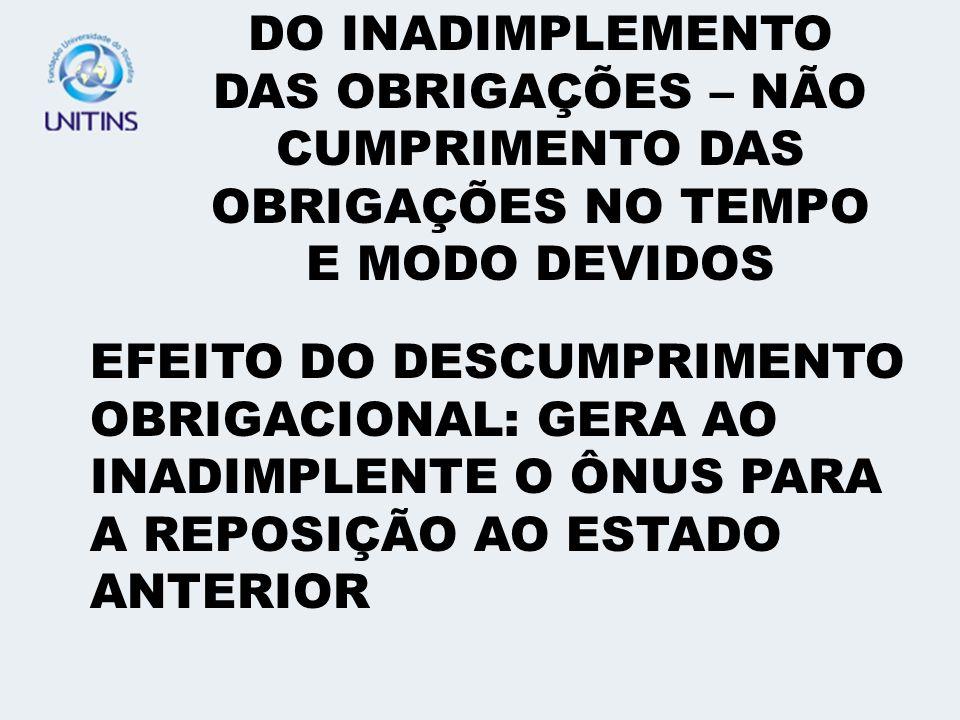 - ASSUNÇÃO DE DÍVIDA OU CESSÃO DE DÉBITO