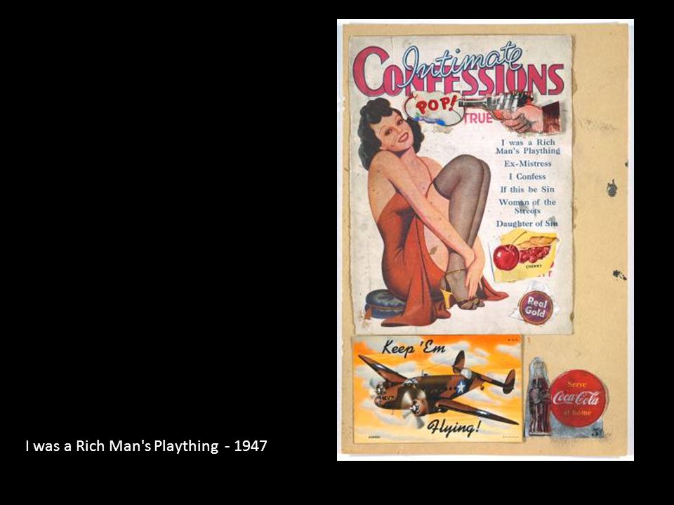 I was a Rich Man's Plaything - 1947