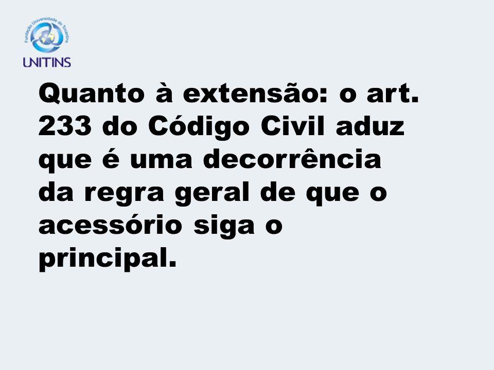 Seção I Art.233.