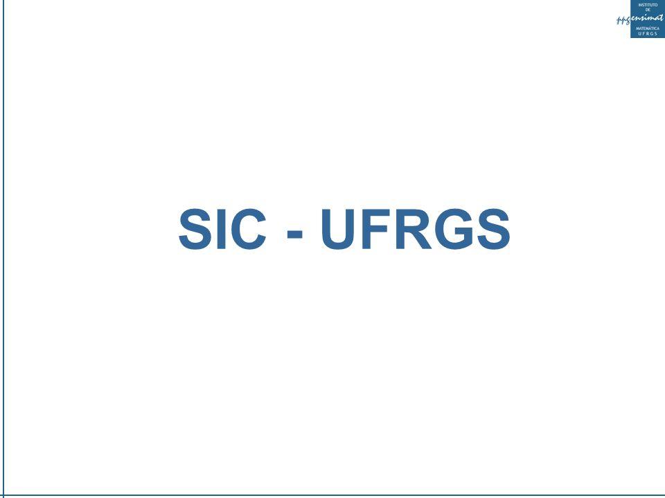 SIC - UFRGS