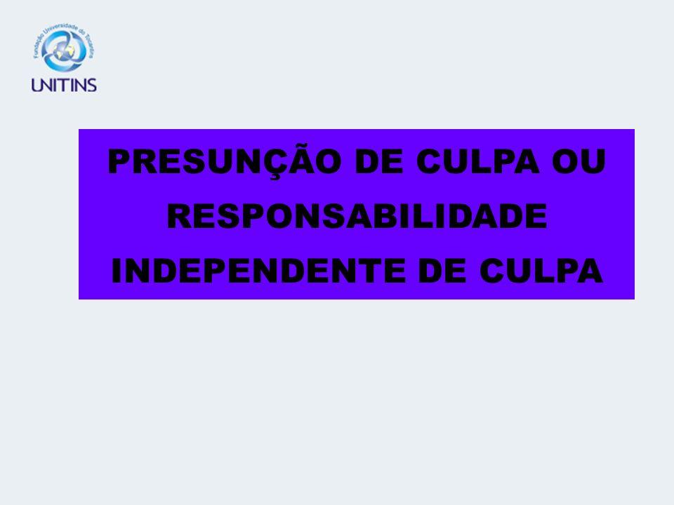 QUAL A RESPONSABILIDADE DECORRENTE PELO FATO DA COISA (RUÍNA DE EDIFÍCIOS OU COISAS LANÇADAS)