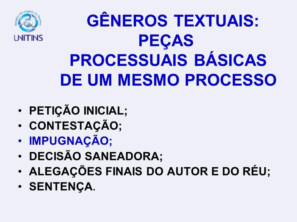 PRÓXIMA AULA (23/03/2006) CONTINUAÇÃO DO TEMA 5: DECISÃO SANEADORA TEMA 6: ALEGAÇÕES FINAIS - DO AUTOR E DO RÉU