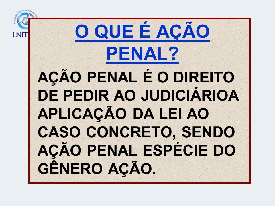 REQUISITOS DA DENÚNCIA (ART.41 DO CPP).