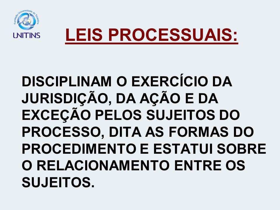 DA ORGANIZAÇÃO JUDICIÁRIA CABE ÀS NORMAS DE ORGANIZAÇÃO JUDICIÁRIA ESTABELECER AS NORMAS SOBRE A CONSTITUIÇÃO DOS ORGÃOS ENCARREGADOS DO EXERCICIO DA JURISDIÇÃO E DA ADMINISTRAÇÃO DA JUSTIÇA.
