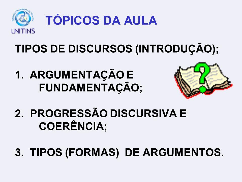 PROFA. MARISTELA DE SOUZA BORBA WEB-TUTORA: MAÍRA BOGO BRUNO AULA 06 TEMA 2: TIPOS DE DISCURSO DATA: 02-03-2006